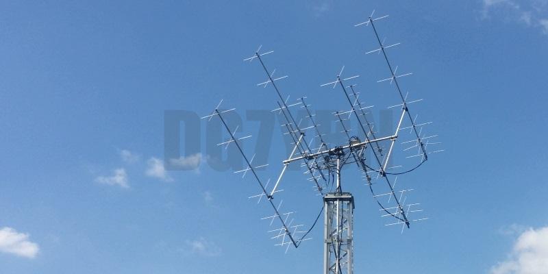DG7YBN Antennas