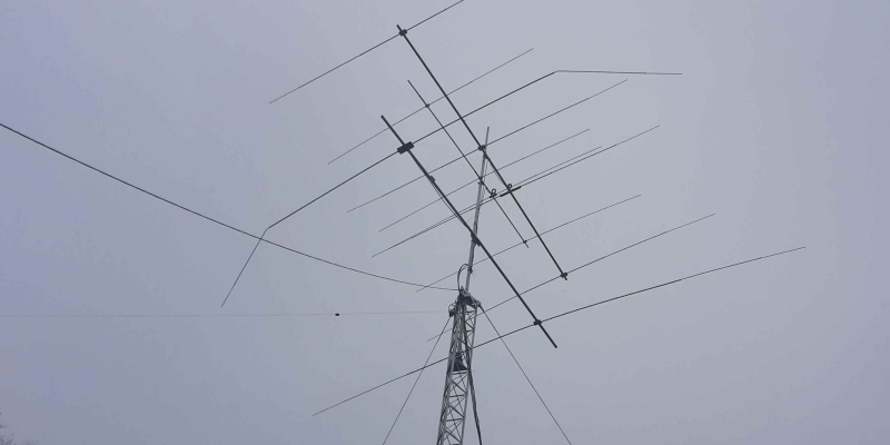 stockung quad antennen
